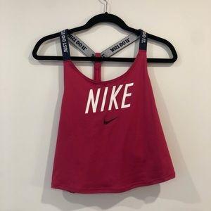 Nike DryFit Racerback tank top
